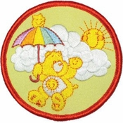 Funshine Care Bear Patches