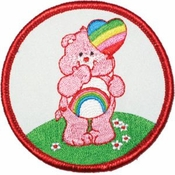 Care Bears Cheer Balloon Patch