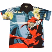 Trigun Button Down Shirt