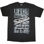 True Blood Fangtasia T Shirt