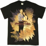 Twilight Breaking Dawn Edward Bella T Shirt