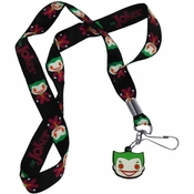 Joker Pop Heroes Lanyard