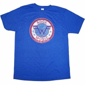 Weezer Rock Music T Shirt Sheer