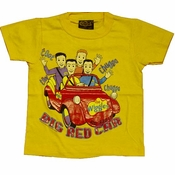 The Wiggles Kids Shirt