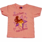 Dora the Explorer Toddler Shirt