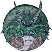 Fairy Mask Patch
