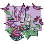 Rose Fairy Patch