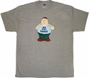 Family Guy T-Shirt No Fat Chicks