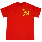 Soviet Union Logo T-Shirt