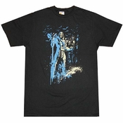 Skeletor T-Shirt Sheer