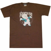 Porky Pig That's All T-Shirt Sheer