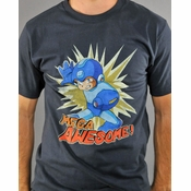 Mega Man Awesome T Shirt