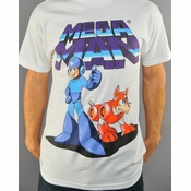 Mega Man Rush T Shirt