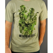 Metal Gear Solid 3 Snake Eater T Shirt