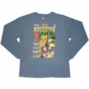 Donald Tales of Indigestion T-Shirt
