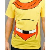 Mighty Mouse Costume T Shirt