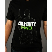 Modern Warfare 3 Soldier T Shirt Sheer