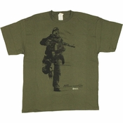 Modern Warfare 2 T Shirt