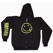 Nirvana Zipper Hoodies
