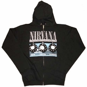 Nirvana More Control Zipper Hoodies