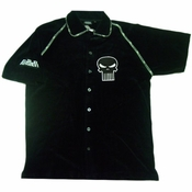 Punisher Velour Shirt