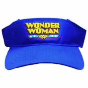 Wonder Woman Youth Visor