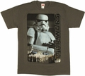 Star Wars Trooper T Shirt