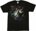 Doctor Who Vortex T Shirt