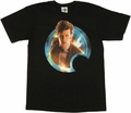 Doctor Who Face T Shirt
