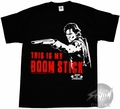 Army of Darkness Boomstick Black T-Shirt