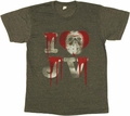 Friday the 13th Jason T Shirt Sheer