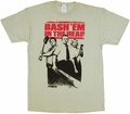 Shaun of the Dead Bash Head T-Shirt