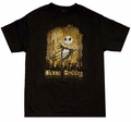 Nightmare Before Christmas Daddy T-Shirt