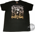 Nightmare Before Christmas Pumpkin King T-Shirt Sheer