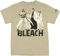 Bleach Group T Shirt