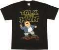 Family Guy Han Solo T Shirt