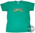 Ninja Turtles Logo T-Shirt Sheer