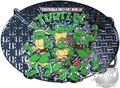 Teenage Mutant Ninja Turtles Crosshatch Buckle