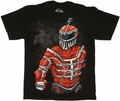 Power Rangers Lord Zedd T Shirt