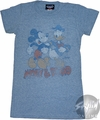 Disney Mickey Donald Baby Tee