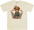 Kingdom Hearts Sora T Shirt