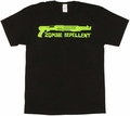Resident Evil Green Repellent T-Shirt