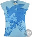 Sonic the Hedgehog Full Baby Tee