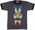 Sonic the Hedgehog Ringer T Shirt
