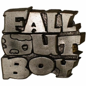 Fall Out Boy Belt Buckle