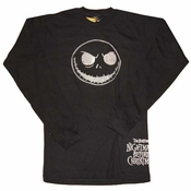 Nightmare Before Christmas Thermal Shirt