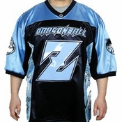 Dragon Ball Z Football Jersey