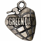 Green Day Belt Buckle
