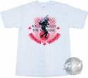Rage Against the Machine Rising Sun T-Shirt