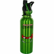 Ninja Turtles Raphael Metal Water Bottle